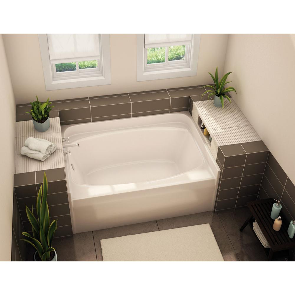 Aker Three Wall Alcove Soaking Tubs item 141082-L-000-002