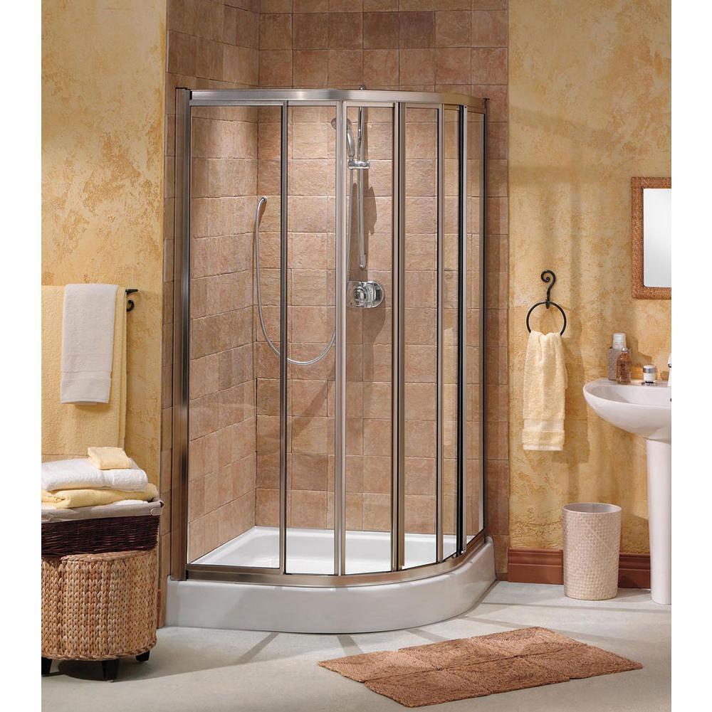 Aker Bathroom Showers Shower Doors | Rundle Spence - New Berlin ...