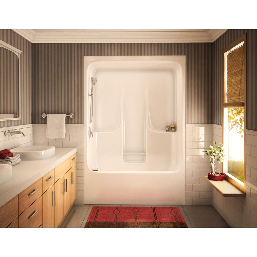 Akr Acts 60 One Piece Acrylic Tub Shower Rundle Spence New