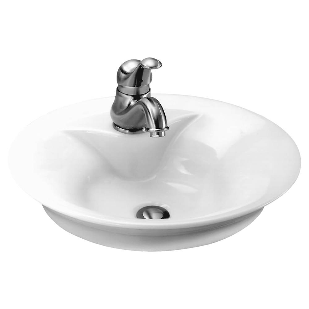 American Standard Vessel Bathroom Sinks item 0670000.020