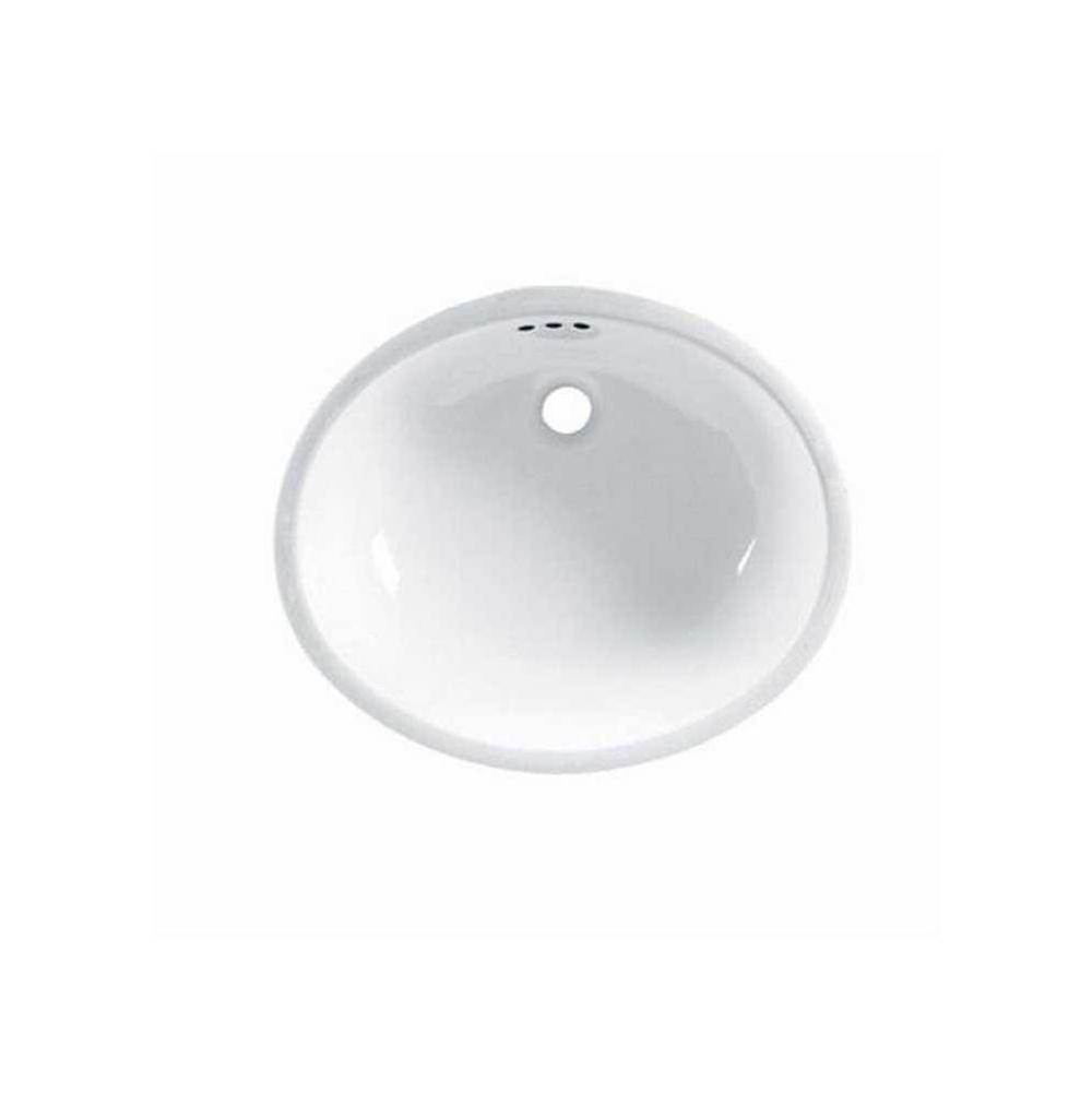American Standard Undermount Bathroom Sinks item 9482000.222