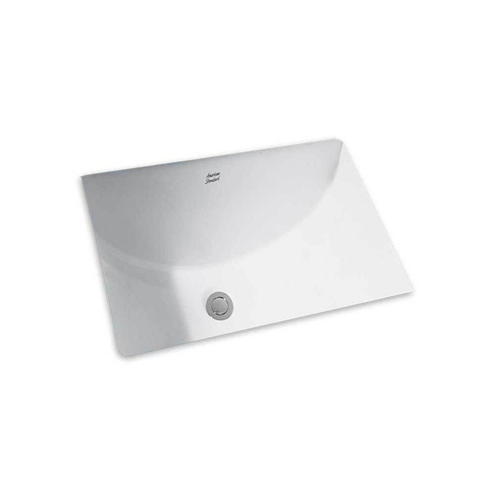 American Standard Undermount Bathroom Sinks item 0614000.021