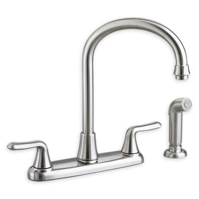 American Standard Deck Mount Kitchen Faucets item 4275551F15.075