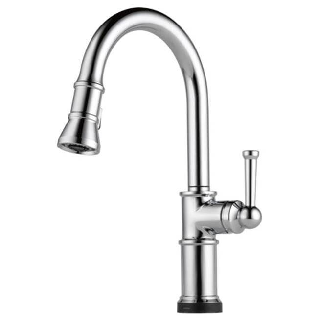Brizo Single Hole Kitchen Faucets item 64025LF-PC