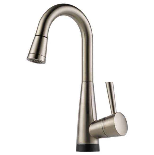 Brizo Single Hole Kitchen Faucets item 64970LF-SS