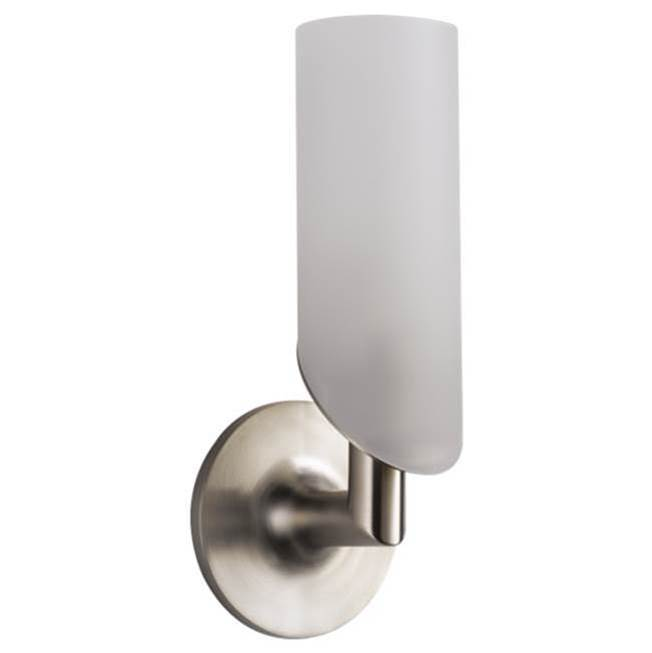 Brizo One Light Vanity Bathroom Lights item 697075-BN