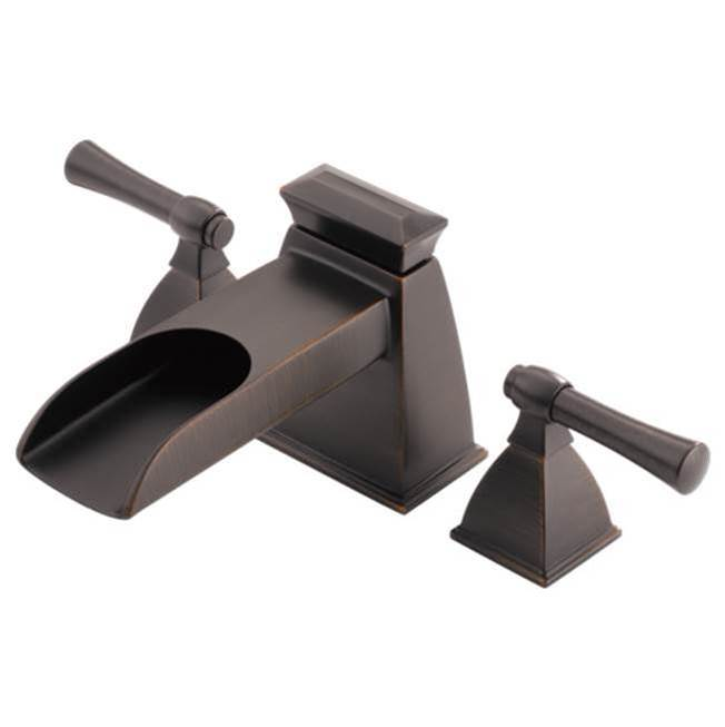 Brizo Deck Mount Tub Fillers item T6745-RB