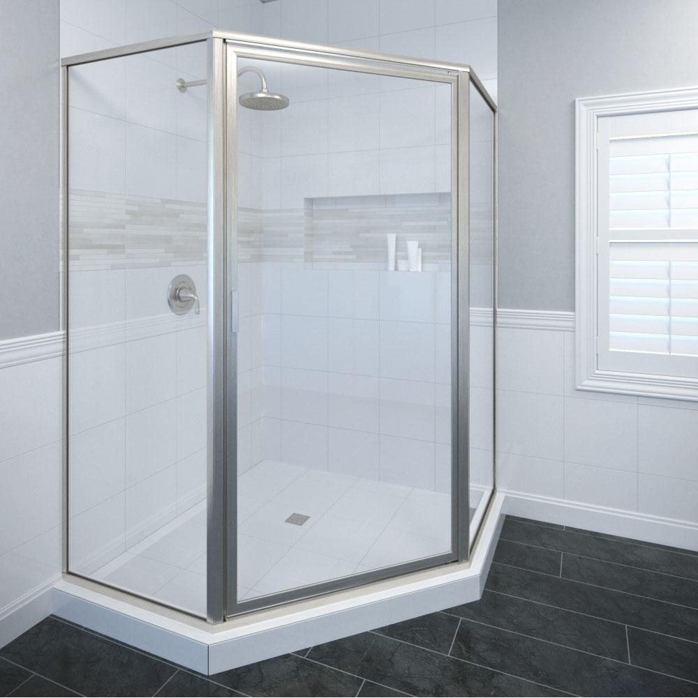 Basco Neo Angle Shower Enclosures item 160LSACLBN