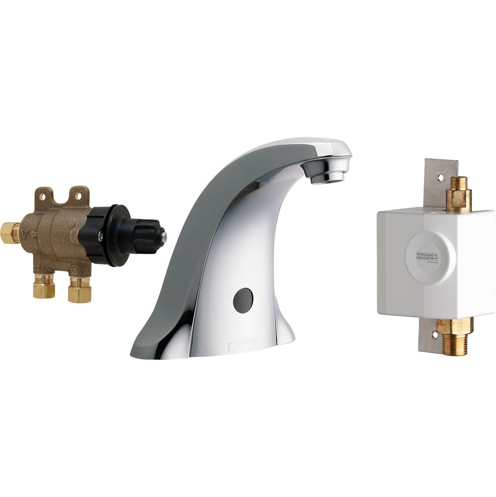 Chicago Faucets  Bathroom Sink Faucets item 116.958.AB.1