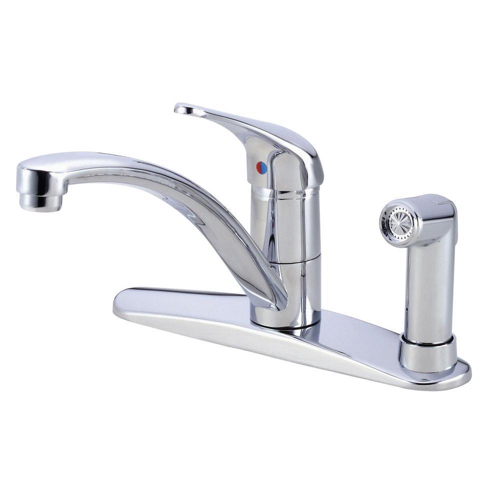 14500 d405112 brand danze melrose 1h kitchen faucet - Danze Kitchen Faucets