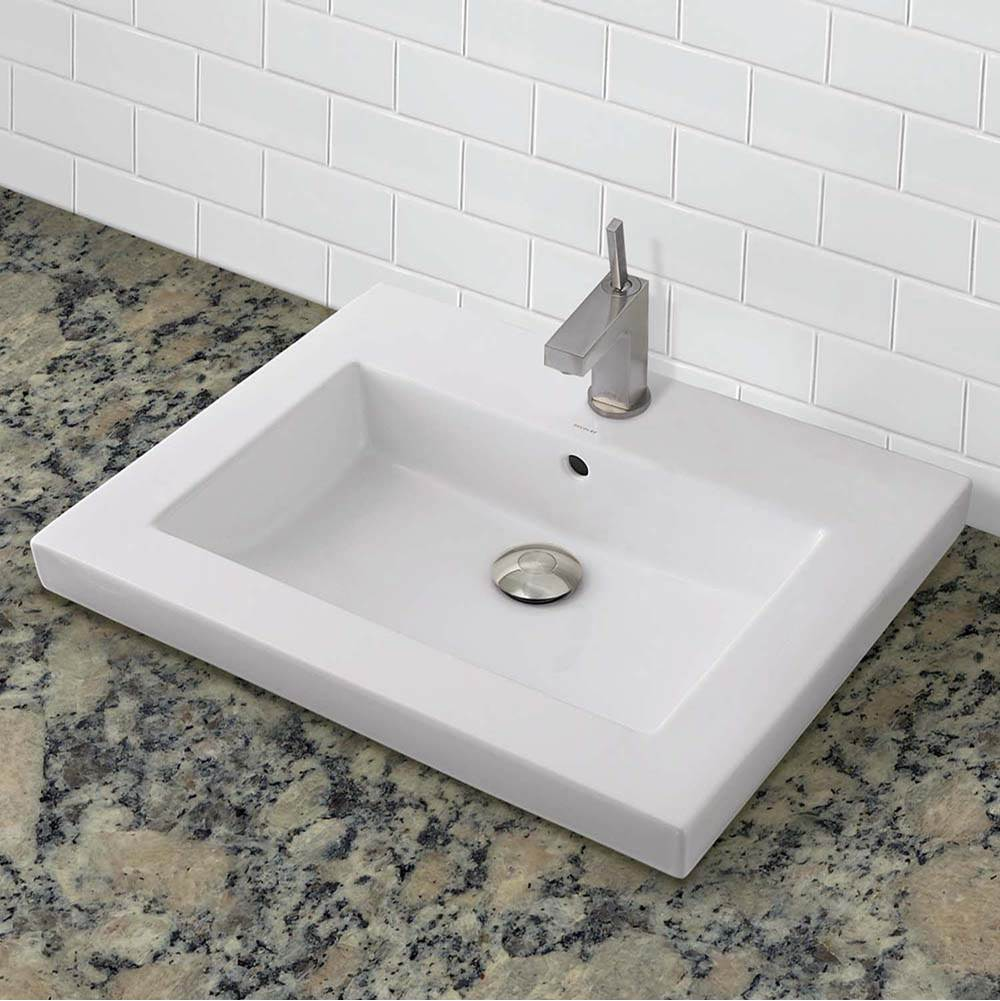 Decolav  Bathroom Sinks item 1419-1-CWH