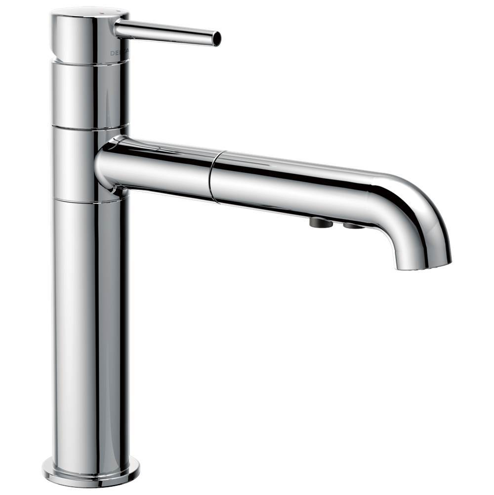 Delta Faucet Single Hole Kitchen Faucets item 4159-DST