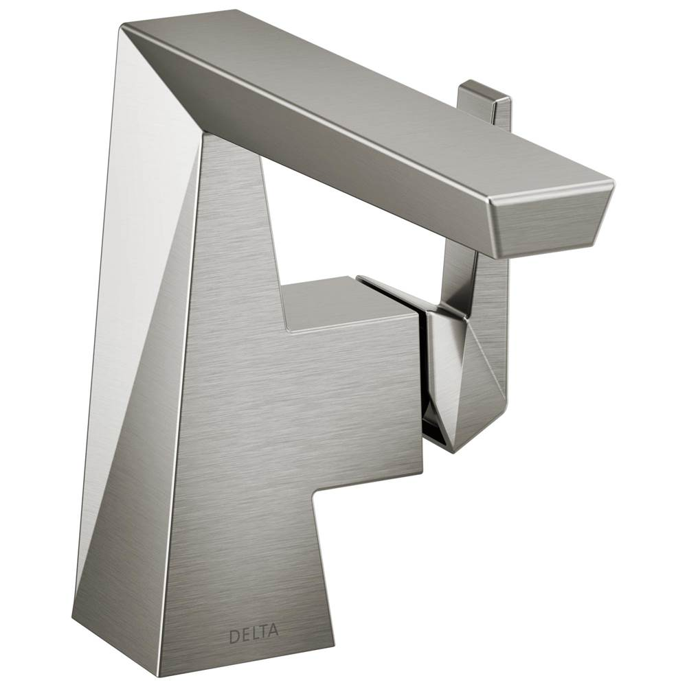 Delta Faucet Single Hole Bathroom Sink Faucets item 543-SSMPU-DST