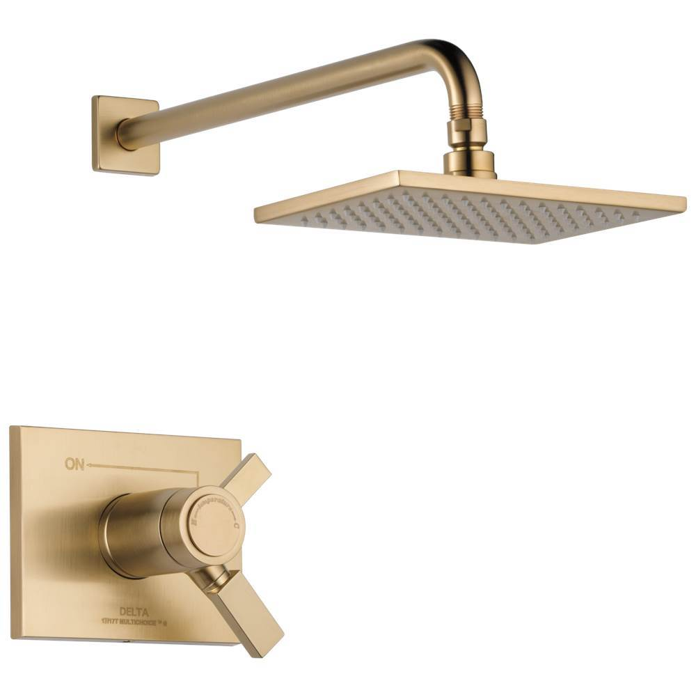 Delta Faucet  Tub And Shower Faucets item T17T253-CZ-WE