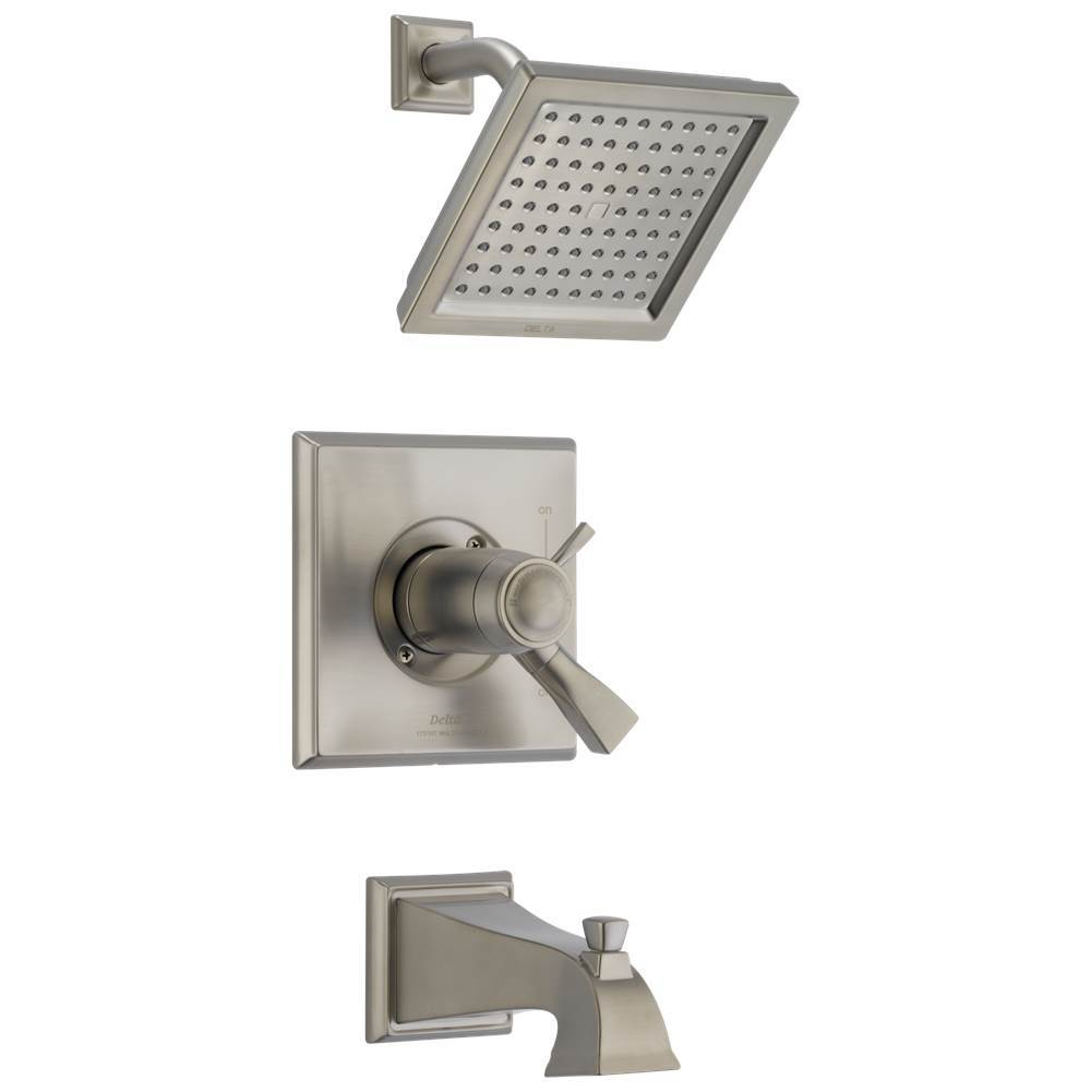 Delta Faucet  Tub And Shower Faucets item T17T451-SS