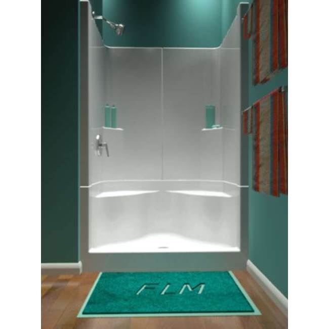 Diamond Tub And Showers Bypass Shower Enclosures item SRDS3 483676