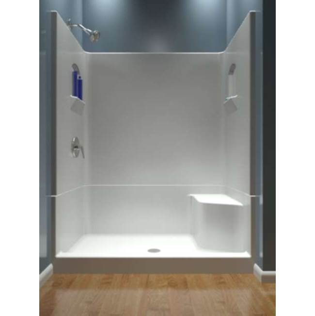 Diamond Tub And Showers Bypass Shower Enclosures item SRRB4 603677