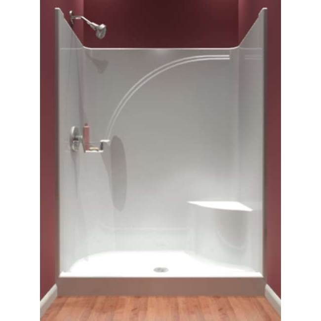 Diamond Tub And Showers Bypass Shower Enclosures item SRS 542873