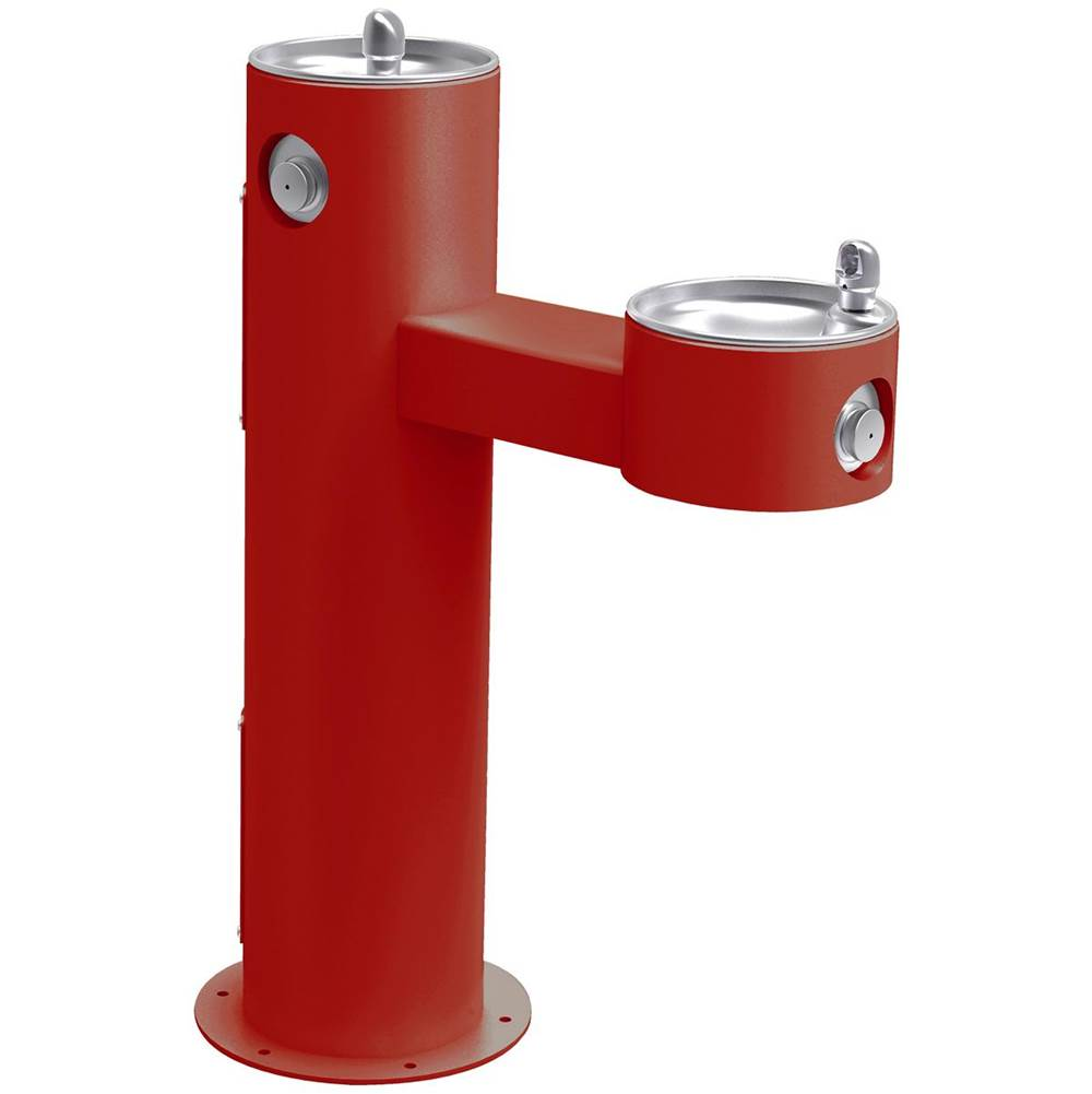 Elkay  Drinking Fountains item LK4420RED
