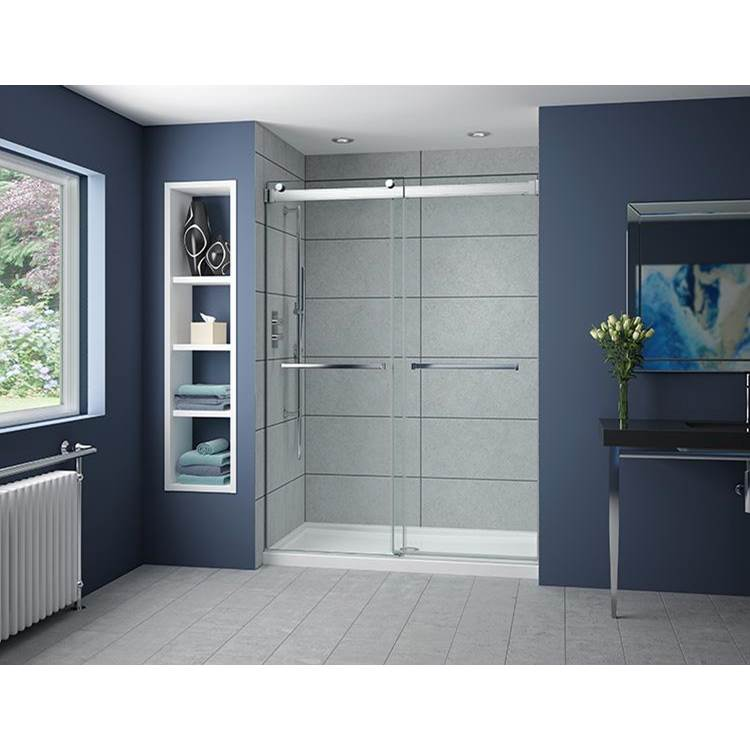 Fleurco Bypass Shower Doors item Np160-11-40