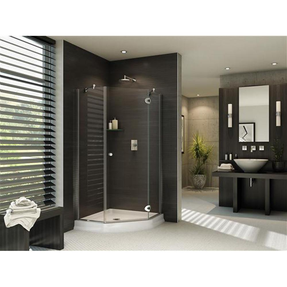 Fleurco Corner Shower Doors item PGNA38-11-40R-MD-79