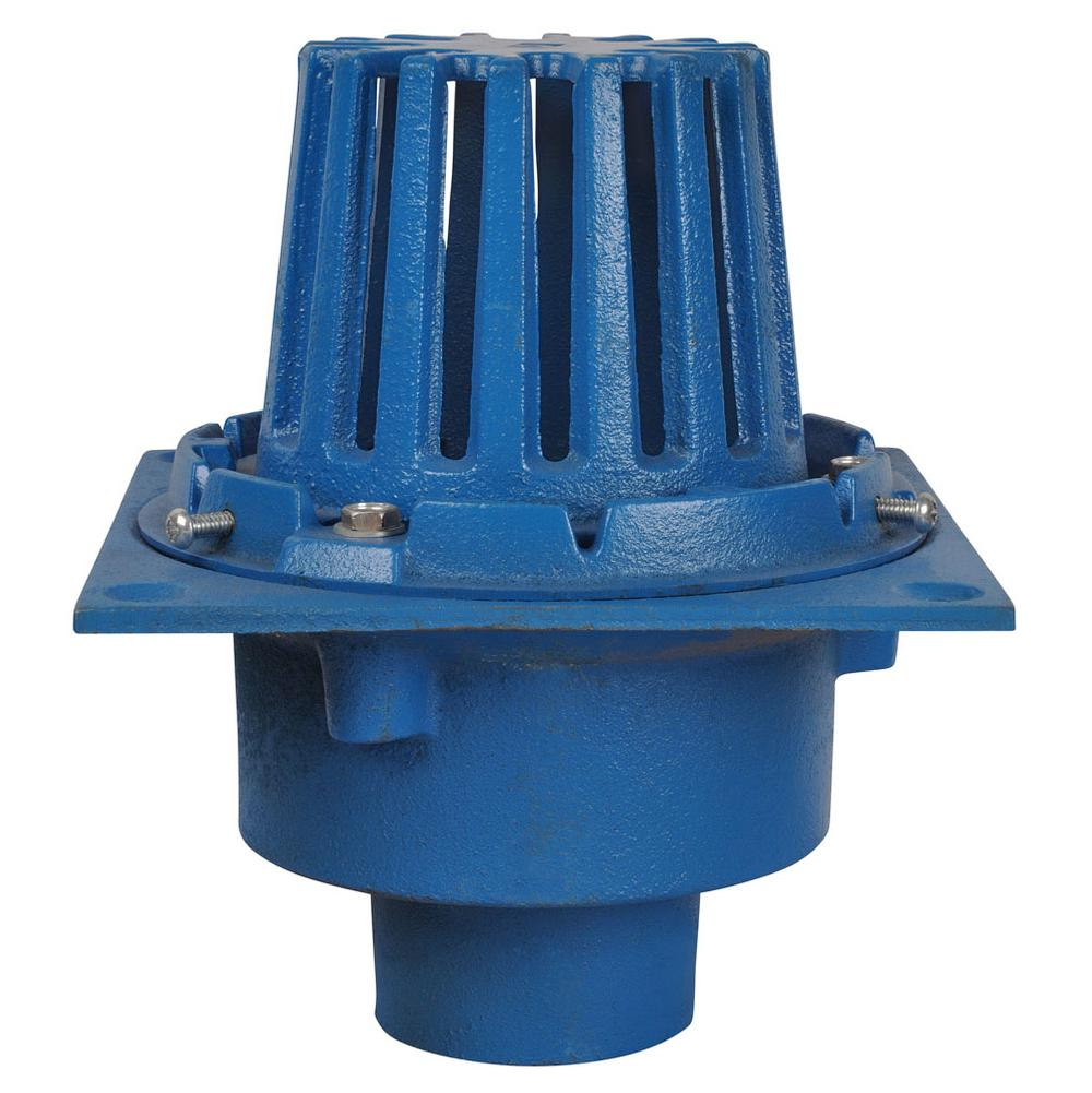 IPS Roofing Products Cast Iron Drains item 60214
