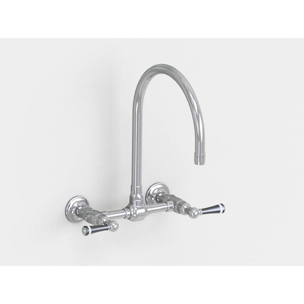 Jaclo Wall Mount Kitchen Faucets item 1011-B-PSS