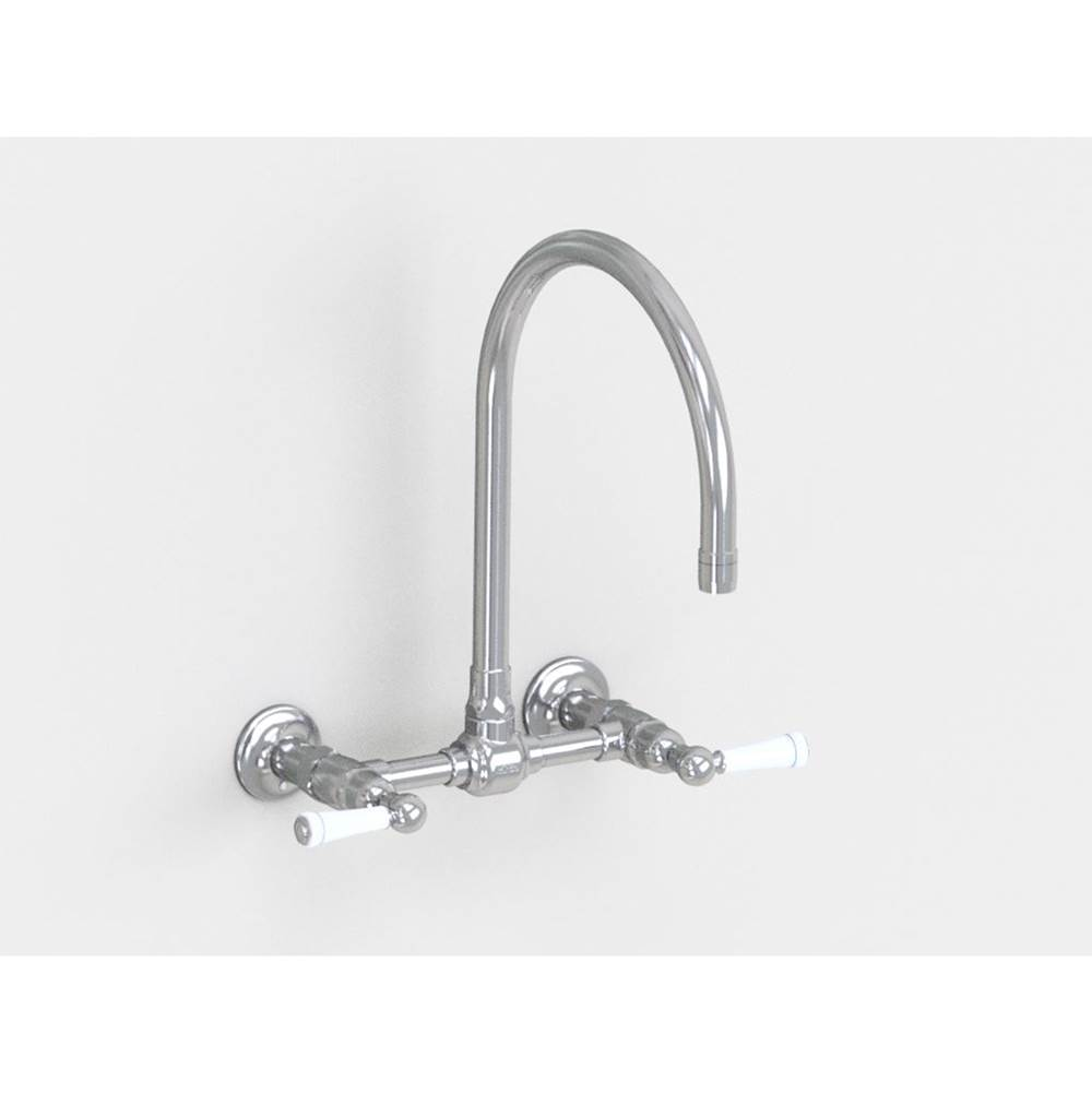 Jaclo Wall Mount Kitchen Faucets item 1011-W-BSS