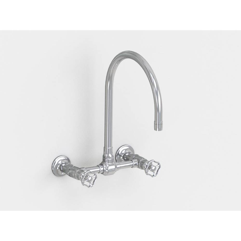 Jaclo Wall Mount Kitchen Faucets item 1011-X-PSS