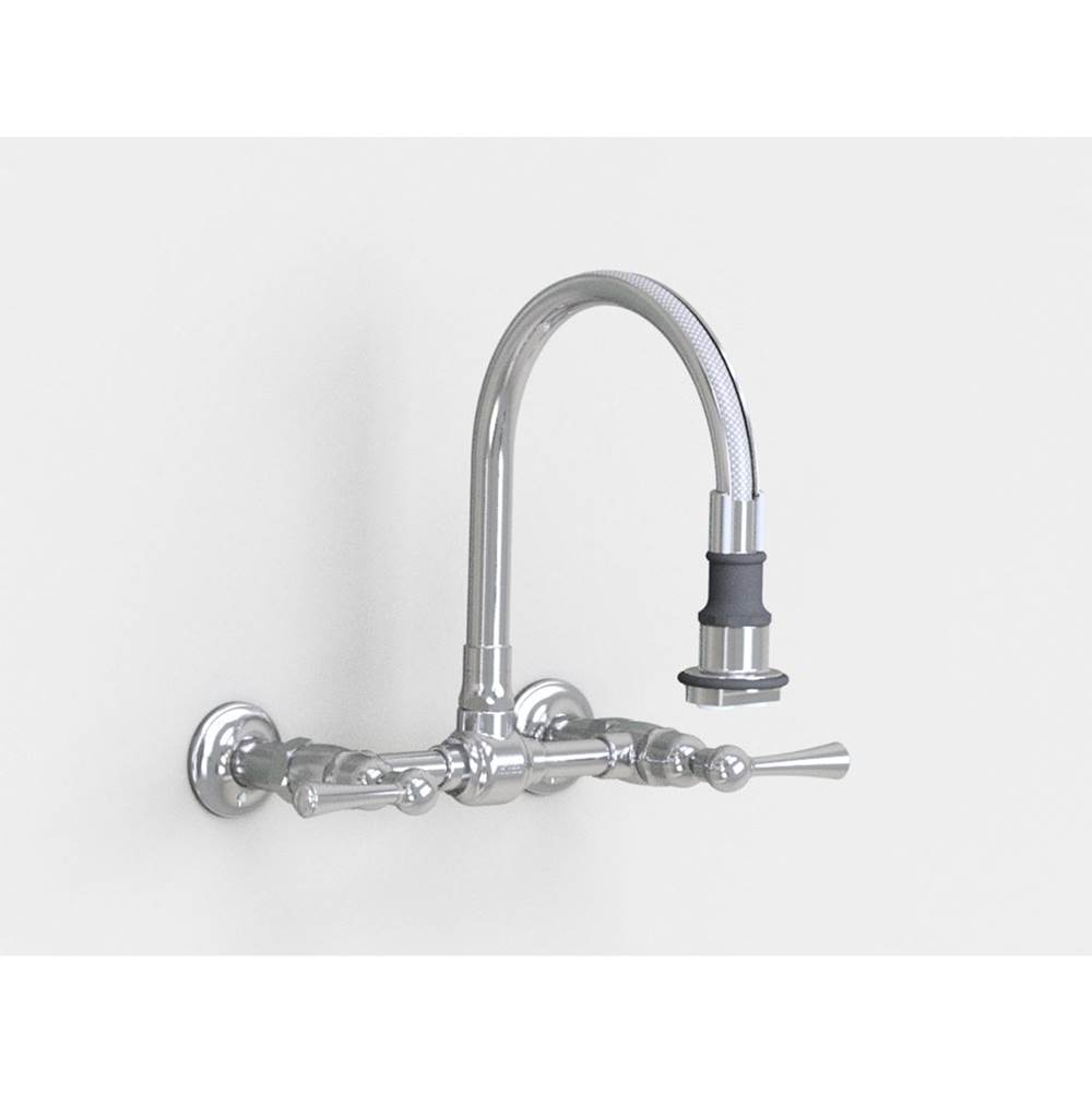 Jaclo Wall Mount Kitchen Faucets item 1212-M-BSS