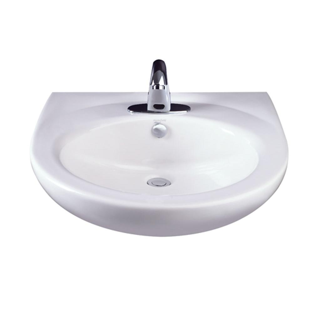 Mansfield Plumbing Wall Mount Bathroom Sinks item 202840000
