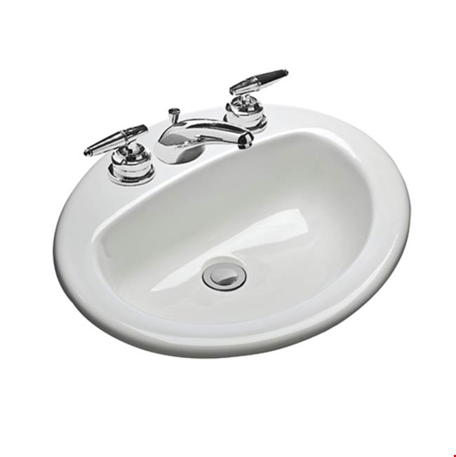 Mansfield Plumbing Drop In Bathroom Sinks item 237810000