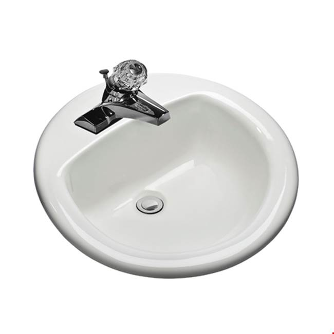 Mansfield Plumbing Drop In Bathroom Sinks item 239410000