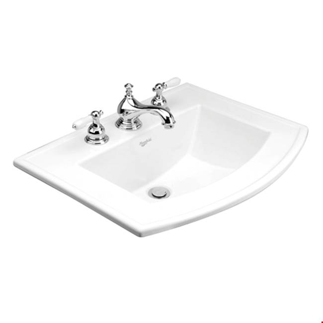 Mansfield Plumbing Drop In Bathroom Sinks item 268414300