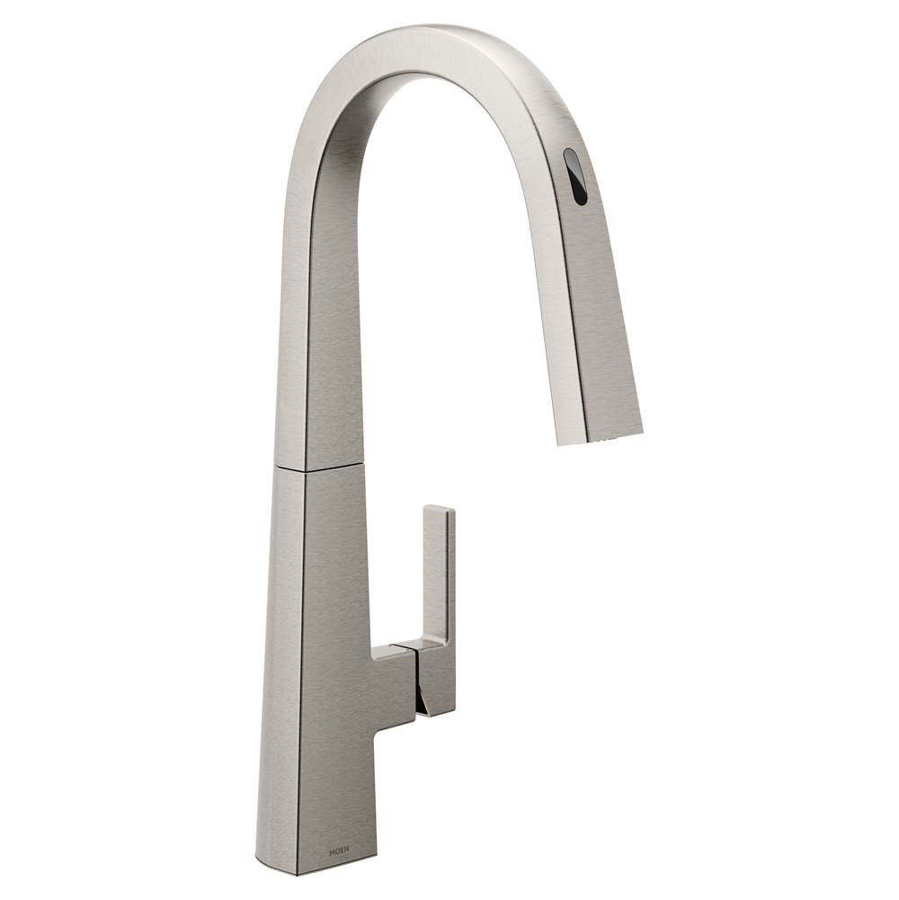 Moen Touchless Faucets Kitchen Faucets item S75005EVSRS