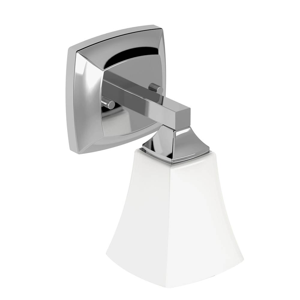 Moen One Light Vanity Bathroom Lights item YB5161CH