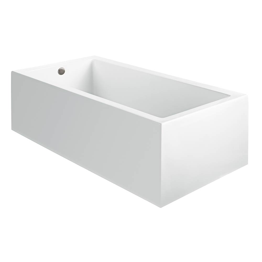 Soaking Tubs Free Standing White Rundle Spence New Berlin
