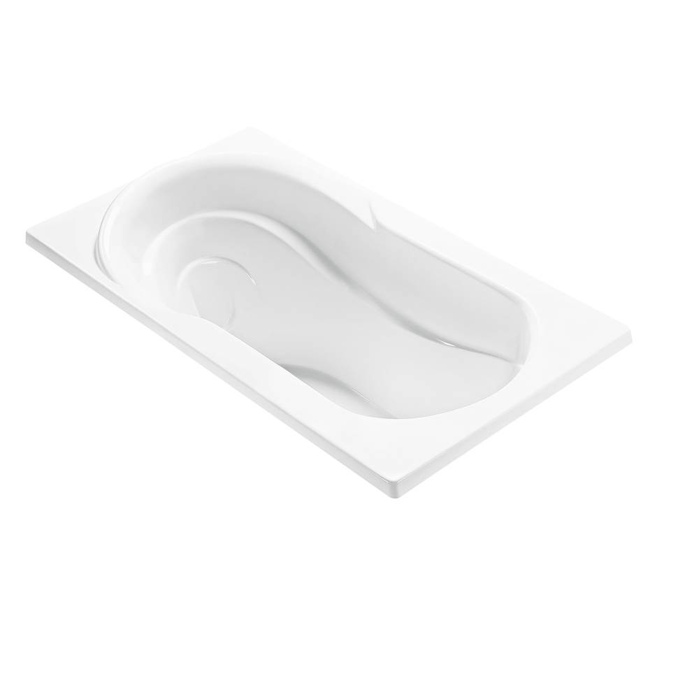 MTI Baths Drop In Soaking Tubs item S51-WH