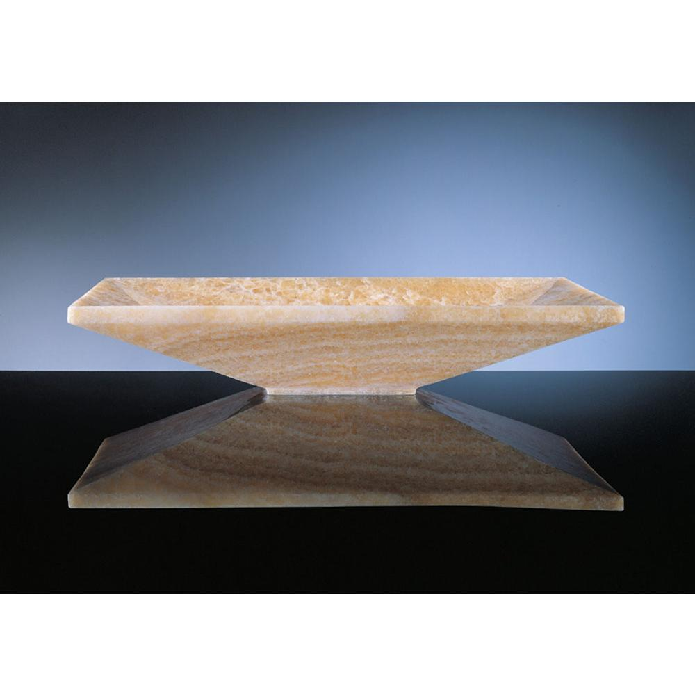 Stone Forest Vessel Bathroom Sinks item C50-24 ST