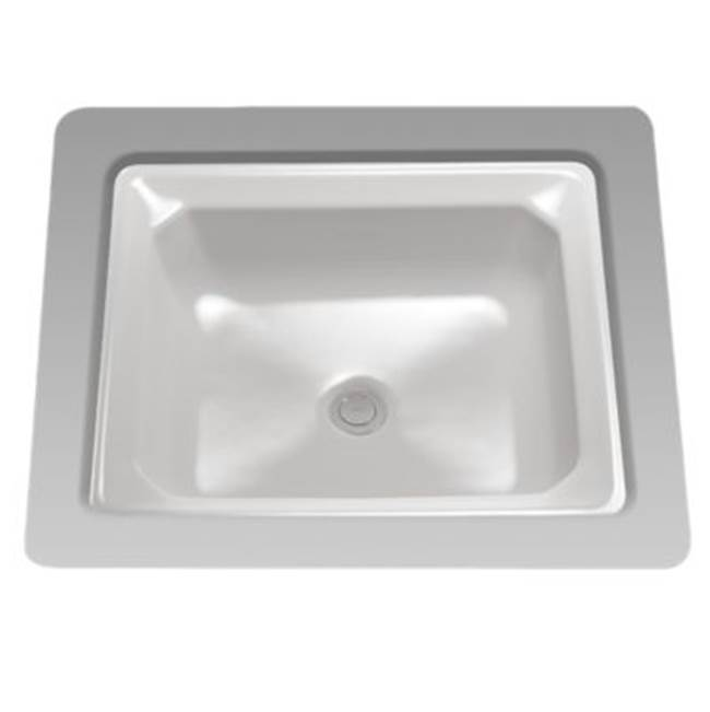 Toto Undermount Bathroom Sinks item LT973#51