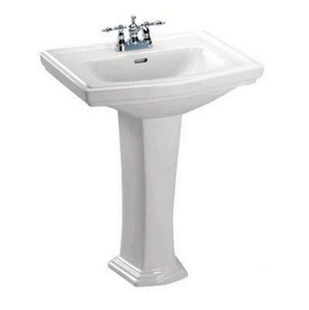 Toto Pedastal Only Pedestal Bathroom Sinks item PT780#11