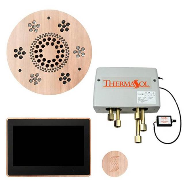 ThermaSol Steam And Shower Packages Steam Shower Packages item TWP10UR-ACOP